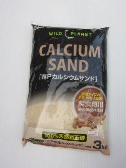 画像1: ワイルドプラネット WP カルシウムサンド 3kg